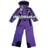 Горнолыжный комбинезон KALBORN фиолет рост 116