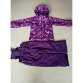Ветровочный мембранный костюм Raskid для девочки