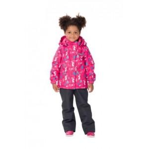 Комплект утепленный: куртка и брюки S18145 CORAL