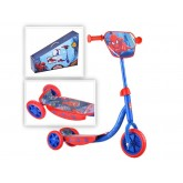 Самокат 1Toy Disney Marvel Spider-Man, 3-х колесный
