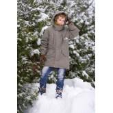 2018 зима OLDOS ACTIVE Куртка Кельвин КВАРЦЕВЫЙ